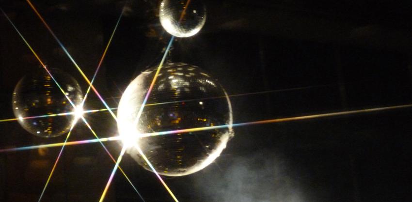 Disco im Trommelpalast
