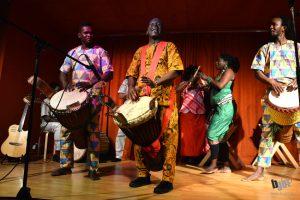 Famoudou und Billy Konaté