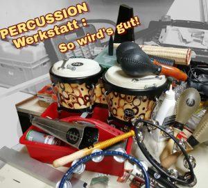 Percussion Werkstatt