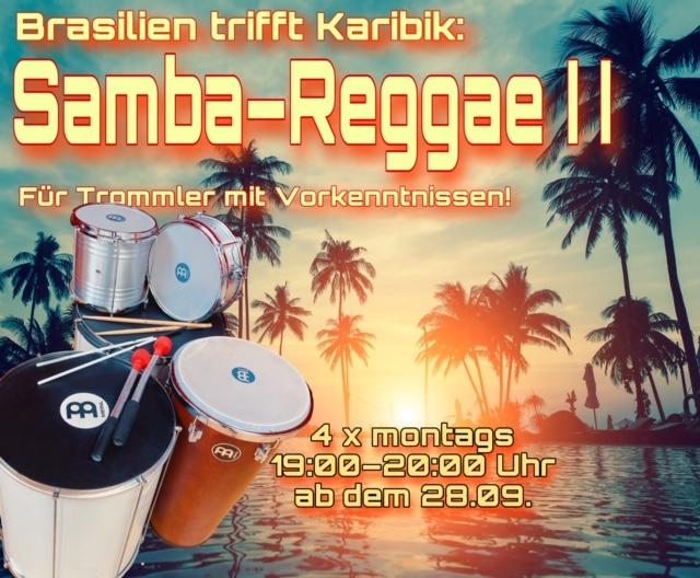 Samba Reggea